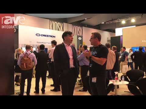 Integrate 2017: Gary Kayye s Stuart Craig, CEO of Crestron Asia Pacific