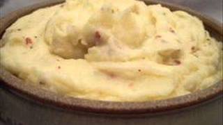 Bacon Mashed Potatoes Recipe In Description