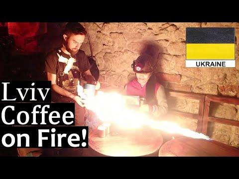 Lviv Coffee Mining Manufacture or Lvivska Kopalnya Kavy