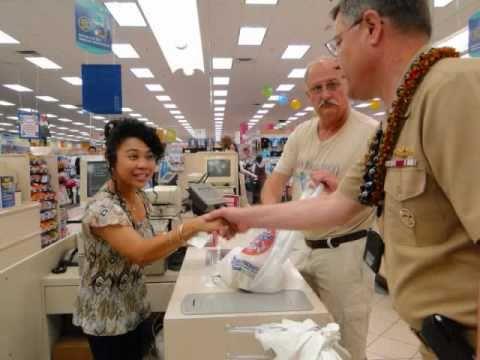 Navy Exchange Pearl Harbor 2010