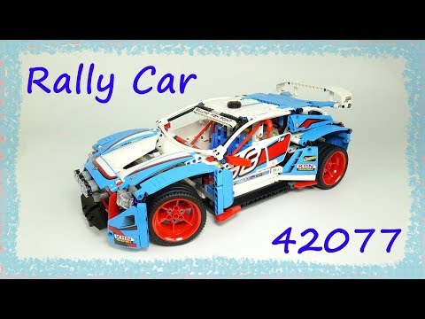 Rally Car - 42077 - Lego Technic