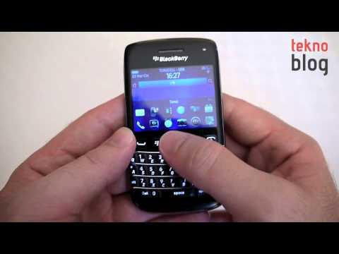BlackBerry Bold 9790 İncelemesi