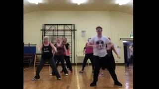 Uptown Funk by Mark Ronson (feat. Bruno Mars) - Dance Fitness