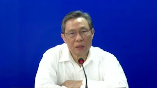 China's leading COVID-19 expert: Virus could have originated abroad