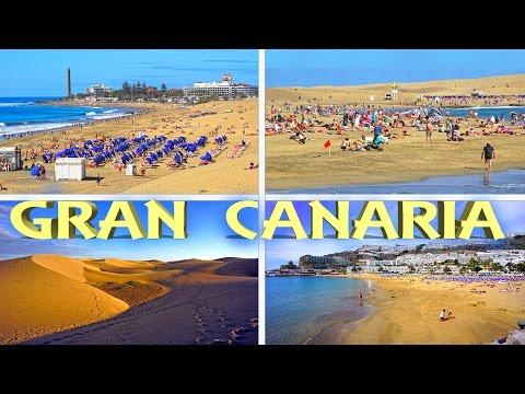 GRAN CANARIA - CANARY ISLANDS HD