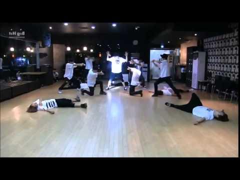 BTS daebak dance move
