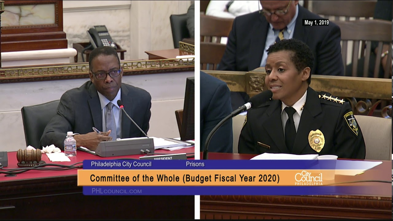 N City Council Committeeon Hospirals Calendar February 28, 2020 2020 Council Budget Center | Philadelphia City Council