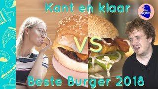 Magnetron Burger VS Best Burger 2018 |  Smaakt't #1