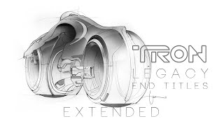 Daft Punk (Tron Legacy) — Tron Legacy (End Titles) [Extended] (1 Hr.)