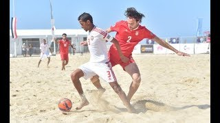 LIVE - Euro Beach Soccer League Stage 3 Moscow, Russia