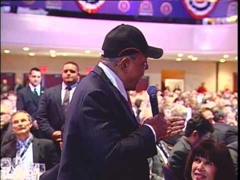 Willie Mays Speech