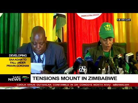 ZANU–PF shocked by post election violence in Harare