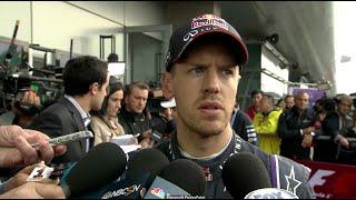 Sebastian Vettel's 2014 Season Highlights