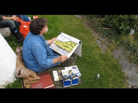 Painting en plein Eire - Standard Edition