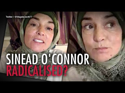 """Sinead O'Connor: """"I never wanna spend time with white people again"""" 