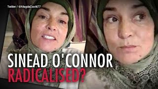"Baixar Sinead O'Connor: ""I never wanna spend time with white people again"" 
