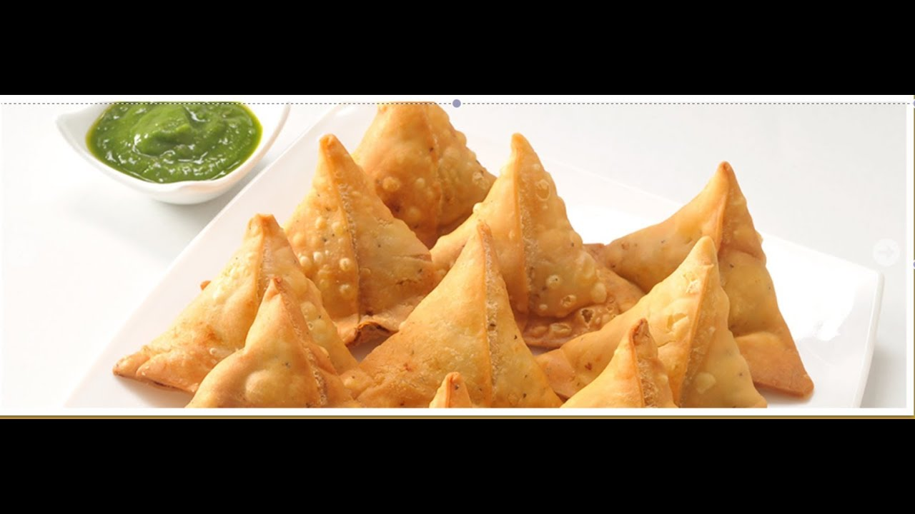 Best Indian Samosa Recipe From Lovely's Kitchen - YouTube