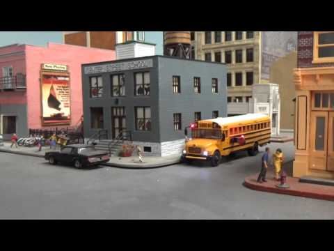 Model Railroad Scenes Minute S2E5 Animation with Arduinos