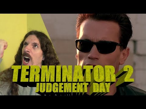 Terminator 2 Judgement Day Review
