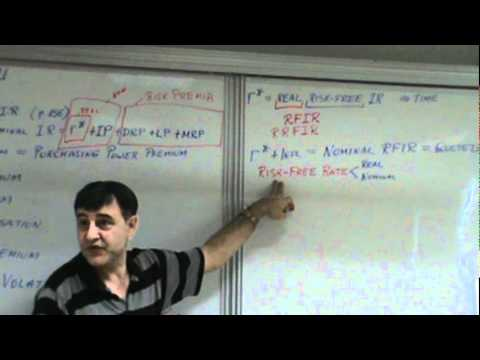 Financial Management - Lecture 13