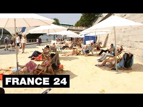 """Vidéo : """"Tel Aviv sur Seine"""" ouvre en pleine polémique"""