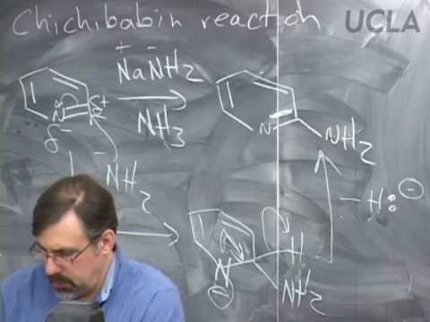 Organic Reactions and Pharmaceuticals, Lec 24, Chemistry 14D, UCLA