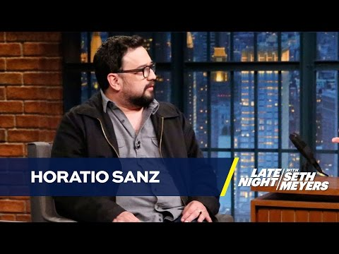 Download Youtube: Horatio Sanz and Seth Recall a Failed SNL Sketch with Donald Trump