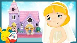 Le mariage de Polly - Jouet et histoire Polly Pocket pour les enfants - Touni Toys
