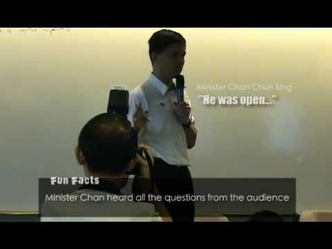 """What really happened in """"MG Chan Chun Sing, Shut up and Listen"""" session"""