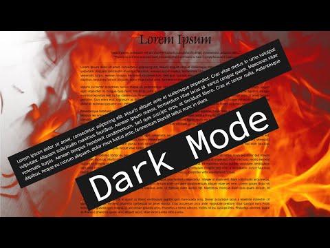 How to Setup Dark Mode for Foxit Reader & Adobe Acrobat for Better Reading