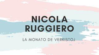 Nicola Ruggiero - La Monato de Verkistoj