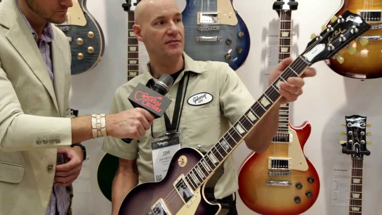 Guitar Center New from NAMM - Gibson Les Paul Peace