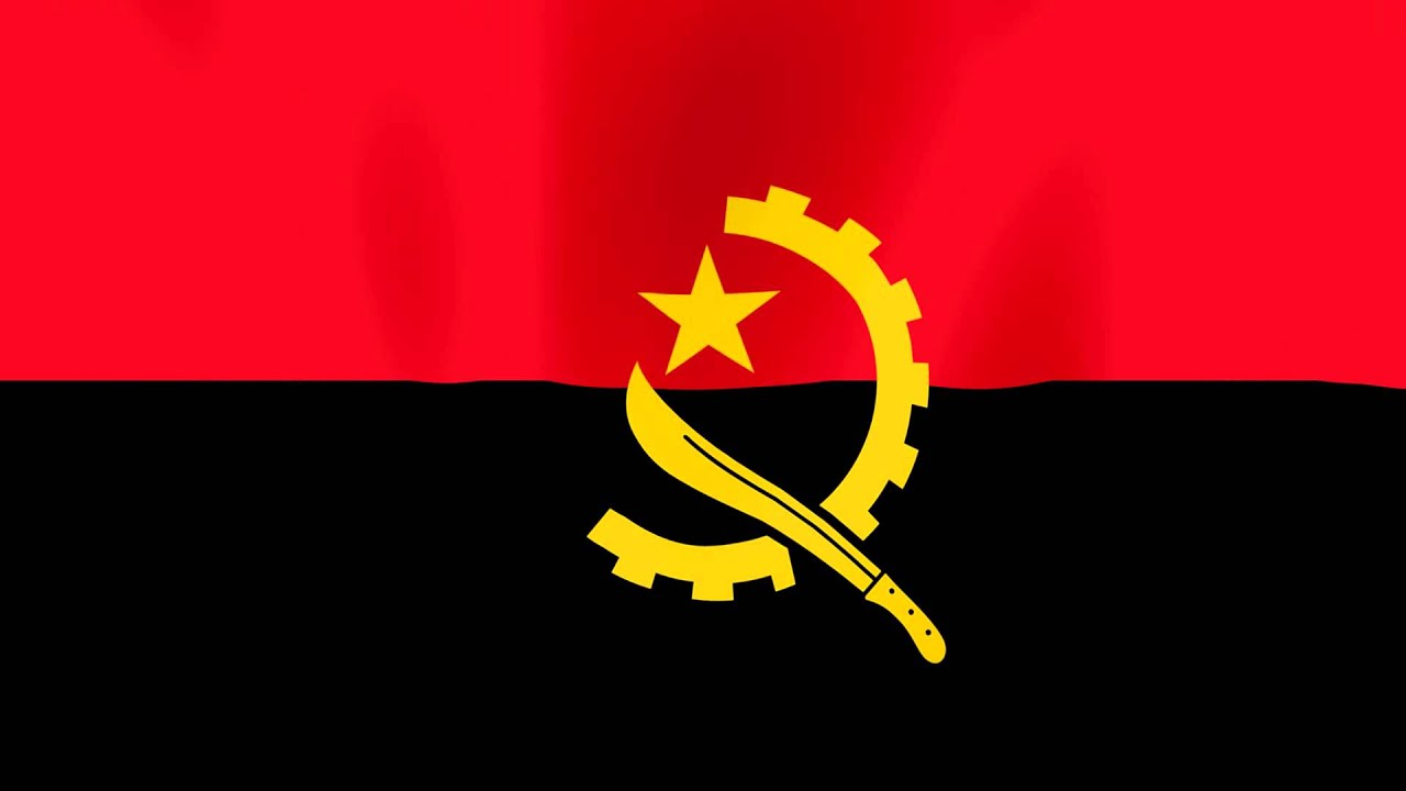 Angola National Anthem - Angola Avante! (Instrumental)