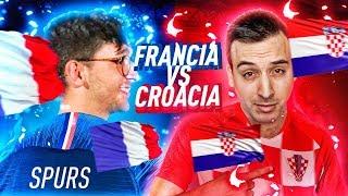 SPURSITO VS ELOPI23 ¡La FINAL DEL MUNDIAL! | FIFA18 Simulación