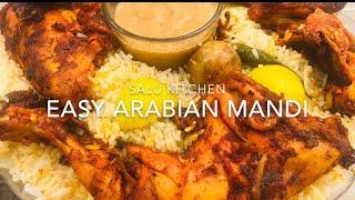 Salu kitchen inspired :Easy Arabian Mandi