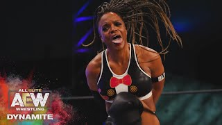 Does Reba Have What it Takes to Beat Big Swole? | AEW Dynamite, 8/5/20