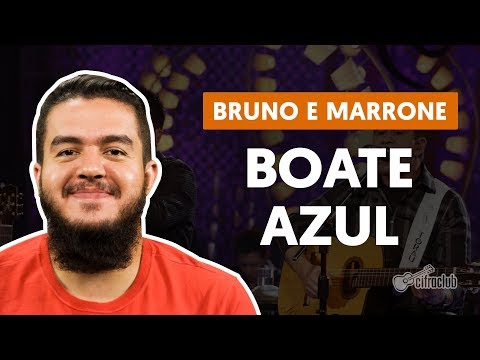 BOATE AZUL - Bruno E Marrone (aula De Violão)