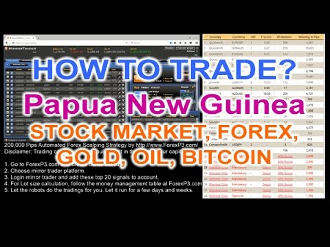 Forex issue papua new guinea