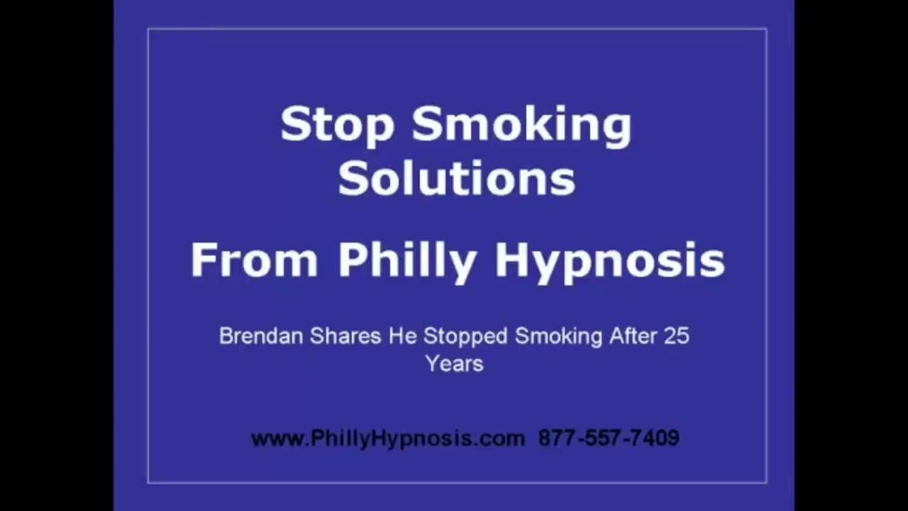 Quit Smoking Hypnotherapy Near Pa. - YouTube