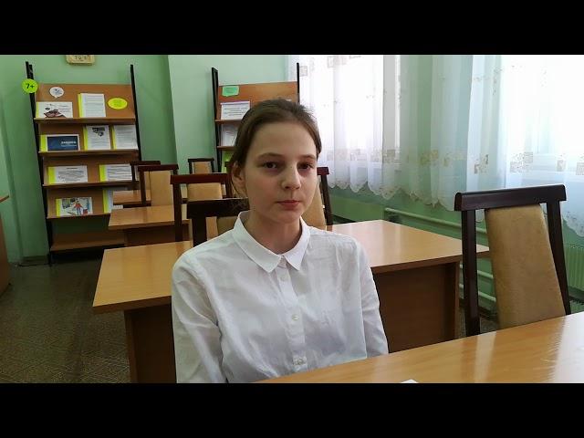 Изображение предпросмотра прочтения – ЕваСмирнова читает произведение «Комедьянт» М.И.Цветаевой