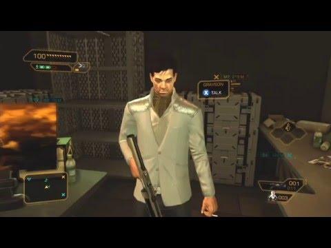"""Deus Ex Human Revolution Episode 7: Talk With An Old """"Friend"""""""