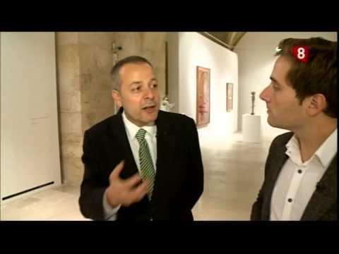 Primer Plano Exposición de Miró en Burgos