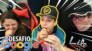 DESAFIO DO GOOGLE TRADUTOR! ♥ ( ft MALENA e JABUTI )