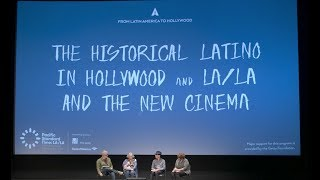 From Latin America to Hollywood PST LALA at the Academy