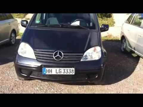 Mercedes-Benz Vaneo 1