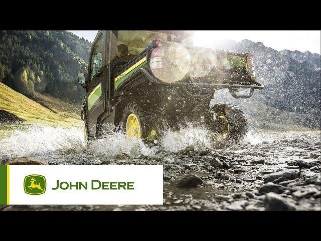 John Deere - Gator - Cabina chiusa