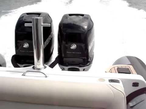 Cole Maritime Protector RHIB Full Electronics refit 50 Knots!