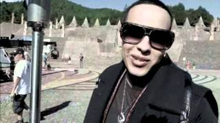 Daddy Yankee & Edward Mirell Behind the Scenes of Limbo