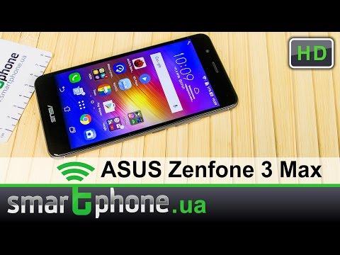 ASUS ZenFone 3 Max (ZC520TL) - Обзор смартфона