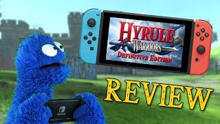 Ocarina of Grind │ Hyrule Warriors: Definitive Edition Review